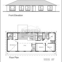Y:Design & DraftingHouse Plan BrochuresDWG145 Riviera Floor Plan (1)