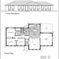 Y:Design & DraftingHouse Plan BorchuresDWGBailey 153 Layout2 (1)